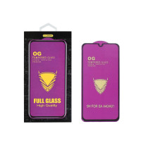 For Samsung Galaxy A40 OG High Quality Big Curved Tempered Glass