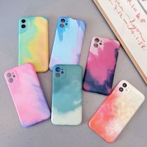 Retro Art Abstract Geometry Graffiti Phone Case For iPhone 12 11 Promax Xr X Xs Max 7 8 Puls SE 2020 Cases Soft Silicone Cover