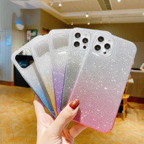 Candy Phone Case For iPhone 12 Mini 11 Pro XS Max Back Cover For Gradient Colorful iPhone Case