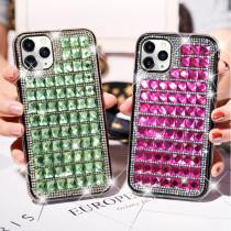 Rhinestones Bling Phone Case For iPhone 12 11 Pro Max 12mini 12Pro Luxury Crystal Diamond Case For Girl