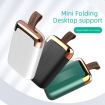Mobile phone desktop stand tablet stand for iphone12 foldable telescopic mobile phone stand