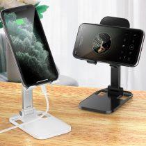 Desktop phone holder, smart phone holder, tablet computer holder, suitable for iPhone desktop phone holder, adjustable