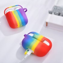For airpods pro case protective sleeve cute soft silicone air pods1/2 covre universal Air pod covers apple earphone airpod cases
