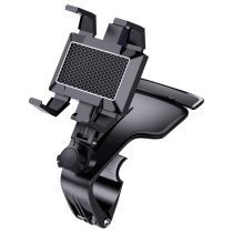 Car Holder 360° Degree One Hand Operation Control Mount Bracket For Mobile Phone For iPhone Samsung GPS