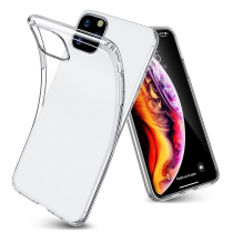 Ultra Slim Flexible Transparent Soft Back Cover For iPhone 12 11 Pro Max XS MAX XR X 8 7 6 Plus Clear Case