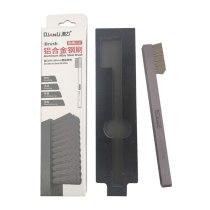 Qianli iBrush Aluminum Alloy Steel High Temperature Resistant Brush for iPhone CPU Cleaning Polishing Grinding Repair Tools