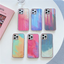 Glitter TPU shockproof phone case for iphone 11 Pro Max 12 mini luxury case