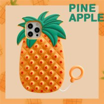 Pop Push It Bubble Phone Cases For iPhone Case 6 7 8 Plus X XS Max XR 11 12 Pro Max SE Silicone Pineapple Cover Relive Stress