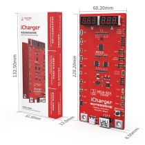 QIANLI Battery Activation Charging Test Detection Board Mega idea iCharger for iPhone iOS Android Devices Repair Tool Set