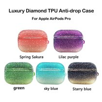 New Earphone Cases For AirPods Pro 3 Charging Protective Cover Headphone Case For Apple Air Pods Pro Anti-knock Hard Coque Bag