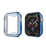 New 360 Slim Watch Cover for Apple Watch Case iwatch 3 42MM 38MM Soft Clear TPU Screen Protector for iWatch 6 5 4 SE 44MM 40MM