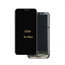 For OEM iPhone XS Max Soft OLED Screen Touch Screen With Digitizer Display Dropshipping Touch Digi Assembly Replacement