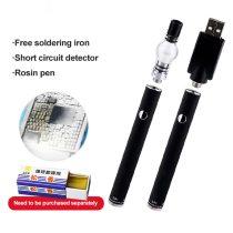 Sunshine Rosin Flux Pen Solder Power Cleaning free Atomization Welding Pen No soldering Iron for Short Circuit Detector Tools