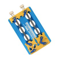 MECHANIC Universal PCB Holder Precision Double-Bearings Fixture MR6 PRO for Motherboard Integrated IC Chip Remove Glue Clamp