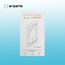 For iPhone Back Cover Glass Camera Lens No Hurt Acrylic Mould Laser Separate Machine Housing Protect Mold