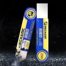 MECHANIC X20 X22 Solder Paste Special Tin Knife Repair Hand Tool 0.20mm High Toughness Thickness Scraper for BGA Reballing