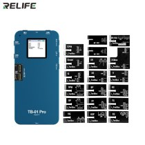 RELIFE TB-01 Pro Screen Display Tester 3D Touch Original Color Board LCD Programmer for iPhone 6S 6P-12ProMax/Mini