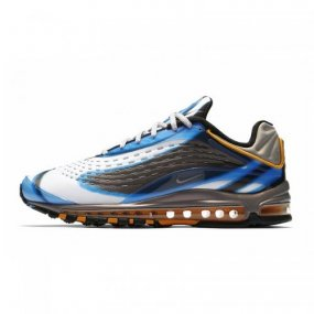 premium selection e9ee2 77aff UA Nike Air Max 99 Deluxe TPU Reflective Blue Black AJ7831-401