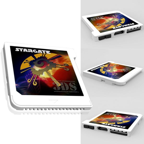Stargate 3ds Flashkarte