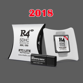 R4isdhc RTS Lite (The silver)