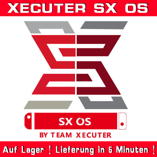 XECUTER SX OS Code Software license Key[Auf Lager]