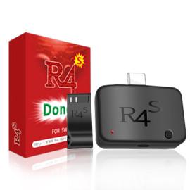 Neue R4S Dongle Flashcard für NIntendo Switch Hacking