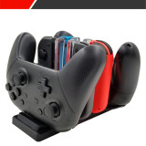 6 in 1 Charging Station for Nintendo Switch Joy-Con Controllers+Versand aus China