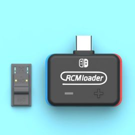 Switch Payloads RCM Loader Jig Injector, Cochanvie Portable Dongle SX OS Available Nintendo Switch RCM NS Short Connector + Injector JIG Kits