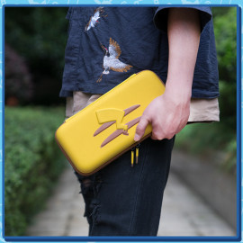 Let's Go Pikachus Theme Nintendo Switch Storage Protection Bag switch accessories