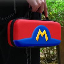 Mario Nintendo Switch Storage Bag Ant-scratch Dustproof PU Protective Bag