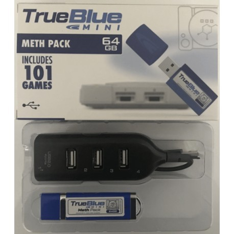 True Blue Mini for Playstation Classic