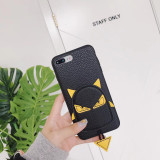 Apple xsmax cartoon coffee cat stereo snow Nair tail all-inclusive mobile phone shell