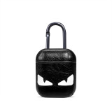 Airpods case iphone wireless bluetooth headset leather case