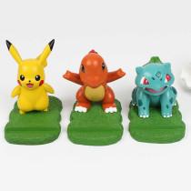 Pikachu Bracket Cartoon Animal Mobile Phone Holder Stand Office Desktop Holder