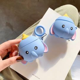Movie 3D Dumbo Airpods Case wireless Bluetooth silicone earphone cover