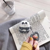 Lovely Korean Bear AirPods case Charging Apple Wireless Headset cover