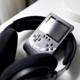 Classic mini handheld game console nostalgic vibrating charging mobile power machine