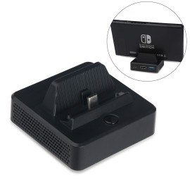 SWITCH HDMI Video Base Converter Dock HD TV To type-C