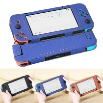 Soft PU Leather Protetive Case for Switch Joy-Con Full Body Cover Video Game Supplies