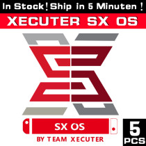 5 PCS-XECUTER SX OS LICENSE CODE - IN STOCK[FAST SHIPPING]