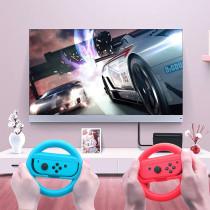 Steering Wheel for Nintendo Switch NS Joy-Con Controller Wheel Grip Racing Wheel