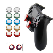 2PCS PS4 Gamepad Thumb Stick Grip Caps Game Controllers Button Protector