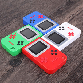 Classic mini game console tetris retro game products accessories
