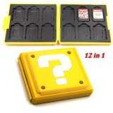 10 in 1 Nintend Switch Lite Shockproof Game Cards Case Hard Storage Box Games Accessories
