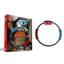 Adjustable Leg Strap 60cm Ring-Con Grips Leg for Nintend Switch Joy-con Ring Fit Adventure Game