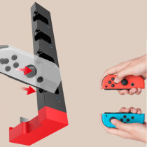 Nintendo Switch Game Controller Charger Charging Dock Stand Station Holder