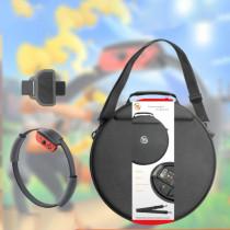 Switch Fitness Ring Storage Bag EVA Protection Bag Ring-Con Crossbody Portable Travel Bag