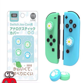Nintend Switch Animal Crossing Joycon cap Thumb Grip Joystick Case