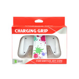 Animal Crossing Grip Handle Charging Dock Station Charger Chargeable Stand for Nintendo Switch