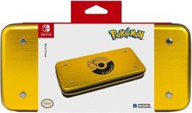 Super Mario Pikachu Nintendo Switch Alumi Storage Protective Case